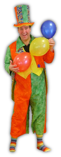 Childrens party and birthday entertainer